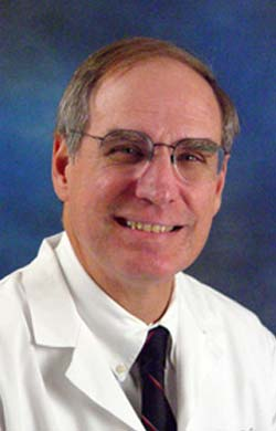 Ronald Krol, MD, FCCP, of Berks Schuylkill Respiratory Specialists