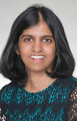 Roopika Reddy, MD, of Berks Schuylkill Respiratory Specialists