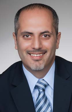 Haitham Kanneh, MD, of Berks Schuylkill Respiratory Specialists