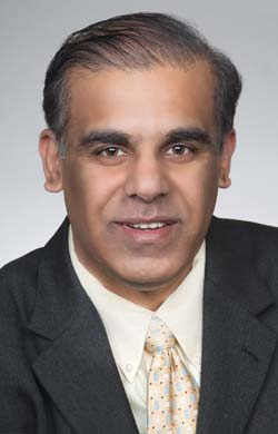 Sajjad H. Shah, MD, FCCP, of Berks Schuylkill Respiratory Specialists