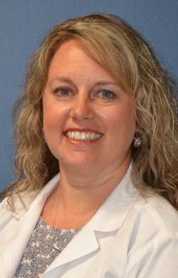 Susan O'Brien, FNP-BC, of Berks Schuylkill Respiratory Specialists